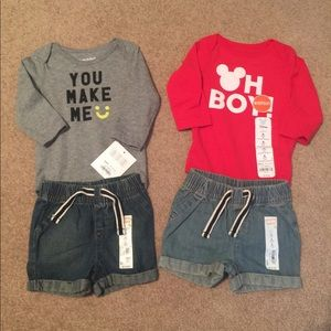 Boys 6 month bundle!